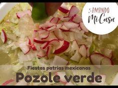 Pozole verde / Amando mi Casa - YouTube Carne, Potato Salad, The Creator, Ethnic Recipes, Youtube, Food, Salads, Recipes, Te Amo