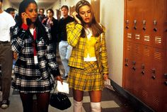 The best Clueless film quotes: from witty one-liners to California comebacks, Miss Vogue looks at the best Clueless movie quotes from Cher Horowitz and co. 1990s Fashion Trends, Fashion Guys, 90s Fashion Grunge, Fashion Models, Fashion Outfits, Trendy Fashion, Fashion Women, Affordable Fashion, Halloween Chique