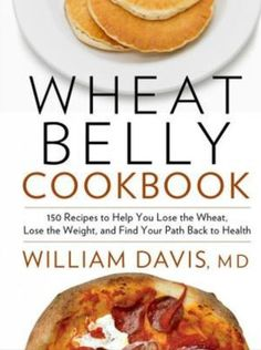Wheat free diet - starting shortly. This cookbook will help!