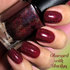 Colors by llarowe Obsessed with Marilyn from the Fall 2014 collection #colorsbyllarowe #cbl #llarowe #marilyn
