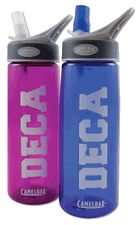 I WANT!!! CAMELBAK brand water bottle. Holds approx 24 oz. PBA free. No spill. DSCAMEL-P for berry (deep pink), DSCAMEL-R for royal (dark blue). $20.00