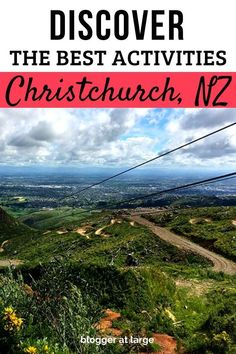 6 Fantastic Things to Do in Christchurch, New Zealand. #newzealand #travel #christchurch #thingstodo