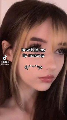Dope Makeup, Edgy Makeup, Grunge Makeup, Skin Makeup, Makeup Inspo, Cute Makeup Looks, Pretty Makeup, Makeup Looks Tutorial, Makeup Makeover