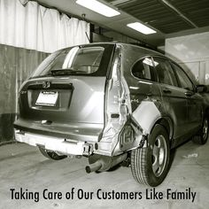 From the second you walk in our shop, you will feel like family! ❤️  #family #teamwork #car #autoshop