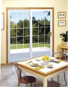 Pella French Sliding Door In Moon Pa Ideas For The