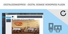 Digitalsignagepress Pro - Digital Signage Wordpress Plugin - https://codeholder.net/item/wordpress/digitalsignagepress-pro-digital-signage-wordpress-plugin