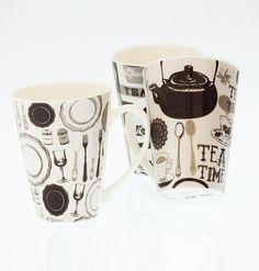 ALM Kupa Bardak Porselen