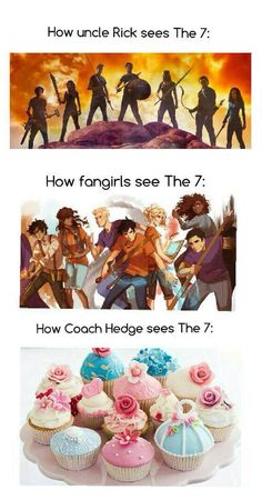 How Coach Hedge sees The 7 is hilarious! xD (Get Him To Chase You Funny)