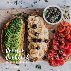 Creator Cookbook! Only 1 day left until launch of this wonderful vegan ebook that is filled with many plant based recipes! Together with 22 other creators I am sharing my favorite recipes in this book! So excited for you to get your own copy. Until tomorrow 17th of june you can preorder this cookbook with over 150 pages for only 12$. After tomorrow the price will be 14$. Click on the link in my bio to order your own copy. @vegan.niinja . . . . . . . Creators: @laurafruitfairy @twospoons.ca… Recovery Food, Eating Disorder Recovery, Vegan Vegetarian, Vegetarian Recipes, Healthy Recipes, Vegan Food, Vegan Lifestyle, Plant Based Diet, Going Vegan