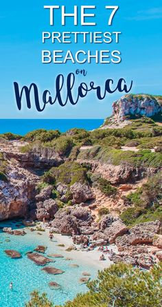 The 7 Prettiest Beaches in Mallorca - Heart My Backpack