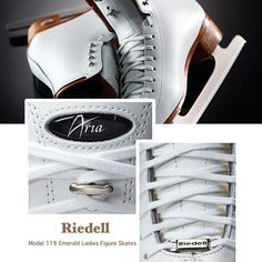 Riedell Model 3030 Aria Ladies Figure Skates ✅ https://figureskatingstore.com/riedell-model-3030-aria-ladies-figure-skates/ ✅ https://figureskatingstore.com/skates/riedell-skates/ Riedell's Top-of-the-Line Figure Skating Boot Skate Skill Level Double, triple and quad jumps Colors White or Black Boot  #figureskating #figureskatingstore #figureskates #skating #skater #figureskater #iceskating #iceskater #icedance #ice #riedell #riedellskates #iceskates #skates