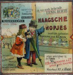 Alte niederländische Reklame by dietherpetter, via Flickr