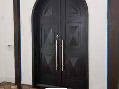 wp_131 Wooden Double Doors, Center Park, Contemporary Doors, Delray Beach, Wood Doors, Front Doors, Tall Cabinet Storage, Solid Wood, Exterior