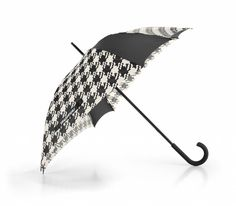 Umbrella fifties black - Reisenthel - Mebracelet #Reisenthel #mebracelet #paraplu #zwartwit #umbrella
