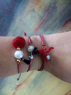 Evil Eye Jewelry, Evil Eye Bracelet, Pearl Jewelry, Pearl Rings, Beaded Bracelets, Pearl Necklaces, Jewelry Bracelets, Handmade Bracelets, Handmade Jewelry