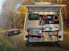 r-Pod Camping!