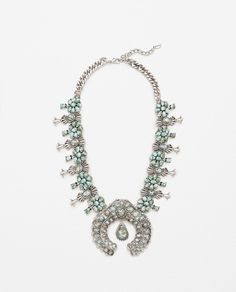 BEADED NECKLACE-Jewellery-ACCESSORIES-WOMAN | ZARA United States