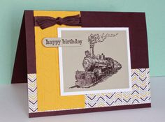 Just Julie B's Stampin' Space: New Traveler stamp set and Moonlight dsp stack -  for a Challenge!