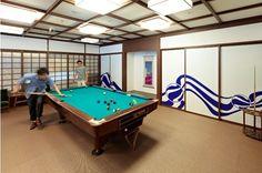 Espacios para trabajar: las oficinas de Google en Tokio