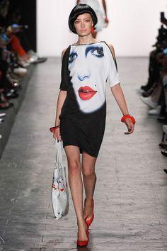 Jeremy Scott ... #NYFW #NewYork #fashionweek #fashion #SS17 #RTW