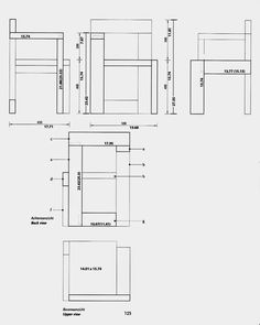 Building Gerrit Rietveld : It sure helps when you have accurate plans to work from...