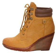 Wedge Timber Boot Honey: Honey Sde - - Wedge Timber Boot Honey Honey Sde from Peppermint Girls Dream, Every Girl, Peppermint, Chelsea Boots, Ankle Boots, Honey, Wedges, Amazing, Collection