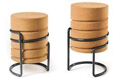 SCRW Hocker | Manuel Welsky Design Studio