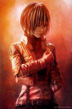 Mikasa - my head cut heroin