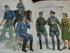 Militaria: GERMANY´S SPANISH VOLUNTEERS 1941-1945. THE BLUE DIVISION IN RUSSIA (DIVISIÓN AZUL, EN INGLÉS) - Foto 8 - 37391550