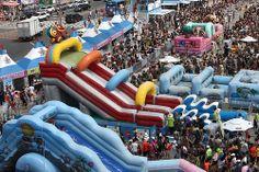 Boryeong Mud Festival Experience Facilities 07