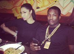 Nicki Minaj and Meek Mill Continue To Troll The Internets [PHOTO]