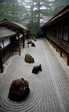 zen garden Explore robizumis photos on Fli - garden Asian Garden, Japanese Rock Garden, Zen Rock Garden, Zen Garden Design, Japanese Landscape, Japanese Garden Design, Japanese Architecture, Japanese House, Landscape Architecture