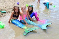 Mermaid Sighting at Newport Beach - Popsicle Blog