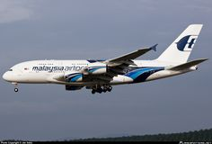 9M-MNE Malaysia Airlines Airbus A380-841
