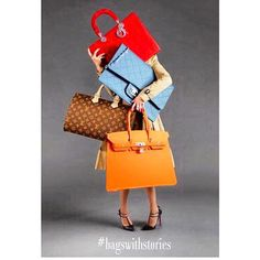 DSM Styling Giant Iconic Bags Made Out of Paper for Wall Street Journal purse leather Beautiful Handbags, Beautiful Bags, Gucci, Fendi, Fashion Bags, Fashion Handbags, Couture Fashion, Fashion Fashion, Runway Fashion