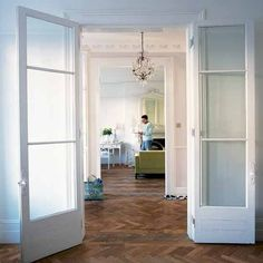 Hallway | Take a look around a splendid Victorian house | House tour | Modern…
