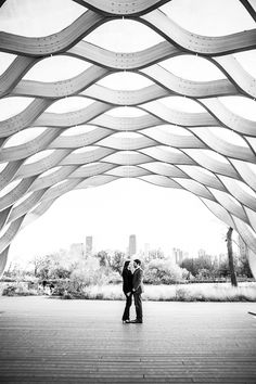 chicago, lincoln park, engagement photos