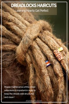 latest dreadlocks styles for men, #atozhairstyles