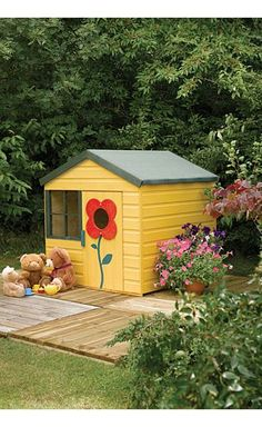 Forest Polly Playhouse