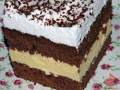 Vanilla Cake, Tiramisu, Baking, Sweet, Ethnic Recipes, Food, Candy, Bakken, Essen