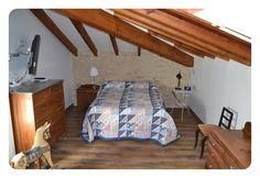 Dormitorio 7 con baño en suite.
