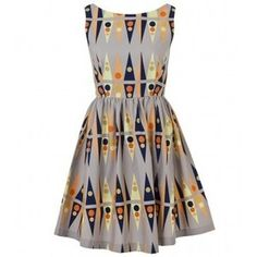 Gorman Online :: Backgammon Tea Dress - Clothing