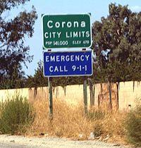Corona, California 2003-2004  yep...thats it!