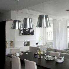 Kitchen-dining-living room - http://pinhome.net/kitchen-design/kitchen-dining-living-room/