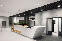 Business Centre Neo Geo Public Areas Interiors - Picture gallery