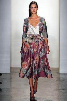 Alexandre Herchcovitch Fall 2013 https://www.facebook.com/Fashionisinlove