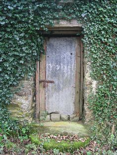An old door in Ireland. What stories it could tell.