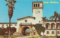 Santa Barbara, California is one of the most beautiful cities in the world. If you've been there, you know. And I don't just mean beautiful climate, I mean a beautiful city. Beautiful buildings, beautiful streets. And the reason for it is simple - lots of really, really, wealthy people live there.  It all started with the Santa Barbara earthquake of 1925, which pretty much destroyed the city. And when the rubble was cleared, the suggestion was to make the city beautiful...