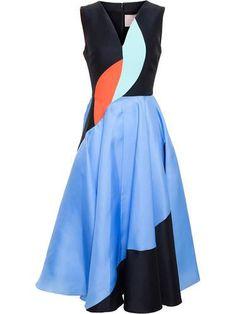 ROKSANDA Lansdale Dress #dress #women #covetme #roksanda