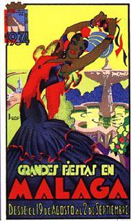 Feria de Malaga 1934